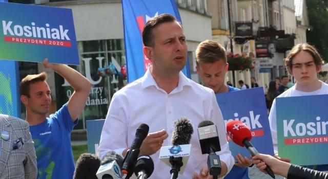 Władysław Kosiniak-Kamysz odwiedził w niedzielę Radom. Podczas spotkania z mieszkańcami poruszył wiele tematów, w tym między innymi reformę sądownictwa i kwotę wolną od podatku.