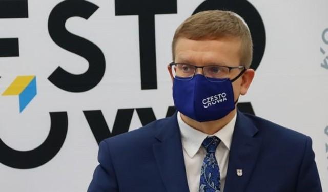 Prezydent Częstochowy apeluje o udział w szczepieniach przeciwko koronawirusowi