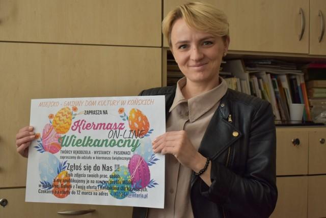 Do udziału w kiermaszu online zachęca jego organizatorka Kamila Dobrowolska