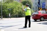"""Dzień z życia policjanta bydgoskiej """"drogówki"""" [WIDEO]"""