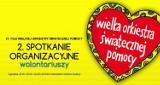 27. Finał WOŚP w Ostrowie Wielkopolskim - spotkanie organizacyjne dla wolontariuszy już w poniedziałek!