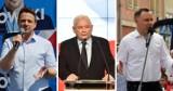 Oto majątki Dudy, Trzaskowskiego i Kaczyńskiego. Ile zarobili? Jakie mają nieruchomości?