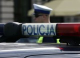 Kontrola drogowa w Międyrzecu Podlaskim. W mercedesa upchnął 15 osób