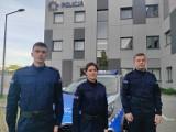 Tuchola. Mamy trzech nowych policjantów. Nim zaczną służbę, muszą skończyć szkolenie