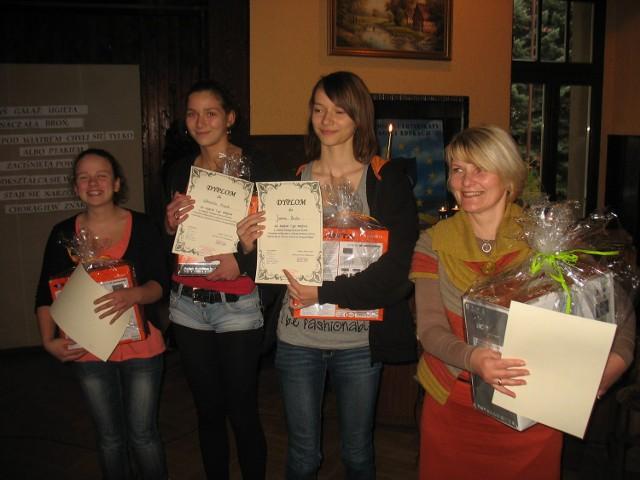 Konkurs wygrali uczniowie z Publicznego Gimnazjum nr 2.