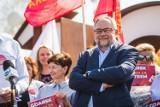 """Konferencja na Ołowiance: """"Wszystko dla Gdańska"""" wsparło kandydaturę Piotra Adamowicza na posła"""