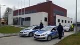 Policjanci z powiatu oleśnickiego oddali hołd tragicznie zmarłemu koledze