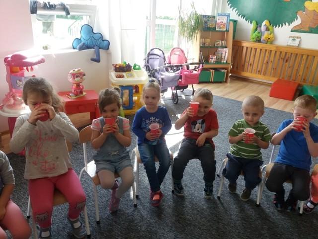 Miniony tydzień w przedszkolu Janka Wędrowniczka