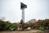 Nowa wieża widokowa w Poznaniu już prawie gotowa. Będzie można podziwiać panoramę miasta!