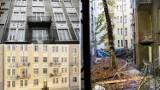 """Kraków. Kapitalny remont kamienicy przy ul. Dietla 21. Lokatorzy: """"Nasze życie zamieniło się w koszmar!"""" [ZDJĘCIA]"""