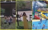 Mieszkańcy i turyści przyłapani przez kamery miejskie w Ciechocinku! Sprawdź, czy nie ma Cię na zdjęciach!