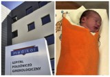 Nowy Sącz. Pierwsze dziecko urodzone w 2021 roku w sądeckim szpitalu Medikor. To mała Helenka [ZDJĘCIA]