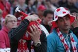 Mecz Polska - Kolumbia. Kibice załamani, piłkarze upokorzeni [ZDJĘCIA KIBICÓW]