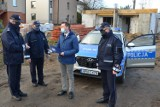 Policjanci z Pszczółek dostali nowy radiowóz. Zwiększy się bezpieczeństwo mieszkańców
