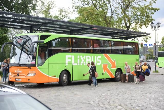 FlixBus w Gorzowie ma nowy przystanek.