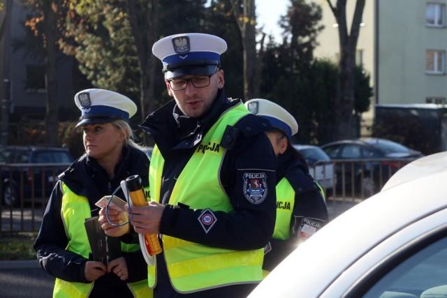 Jeśli popełniłeś w Grudziądzu wykroczenie drogowe, możesz dostać mandat, mimo że policjanta przy tym nie było