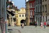 Skąpane w słońcu Stare Miasto w Lublinie. Miłośników spacerów tu nie brakuje! Zobacz zdjęcia