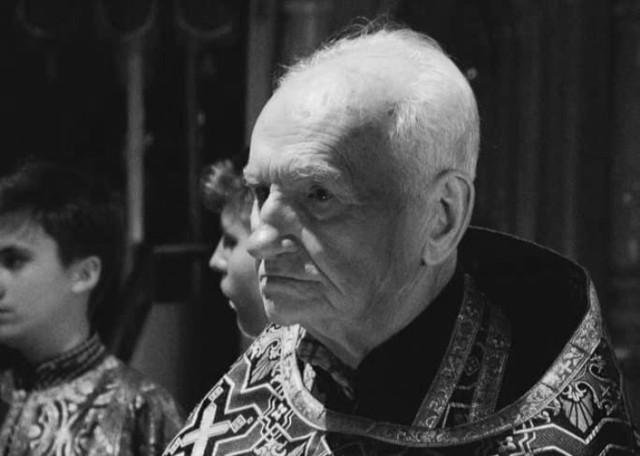 Zmarł ks. Eugeniusz Podgajecki