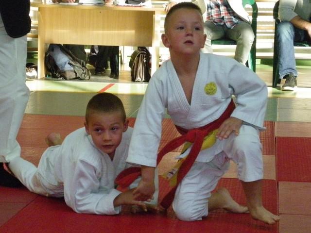 Zawody judo w Pile
