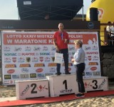 Trzy tytuły mistrza Polski w kajakarstwie zdobył mieszkaniec Chrząstowa