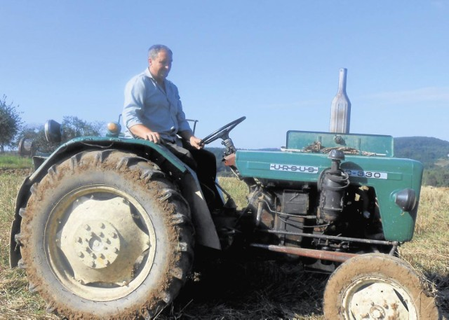 Jan Brzegowy, rolnik z podbocheńskiej Woli Nieszkowskiej, od dawna czeka na plac targowy, na którym będzie można nie tylko sprzedać, ale także kupić warzywa i owoce z rejonu Bochni