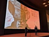 """Kino. Czterdziestolecie Złotej Palmy dla """"Człowieka z żelaza"""" w kinie Kijów"""