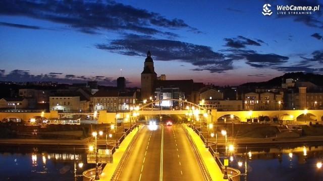 Po kilku latach przerwy centrum miasta znów można oglądać online.