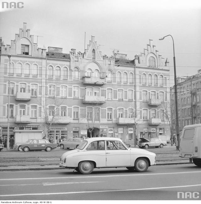 Targowa w latach 70.