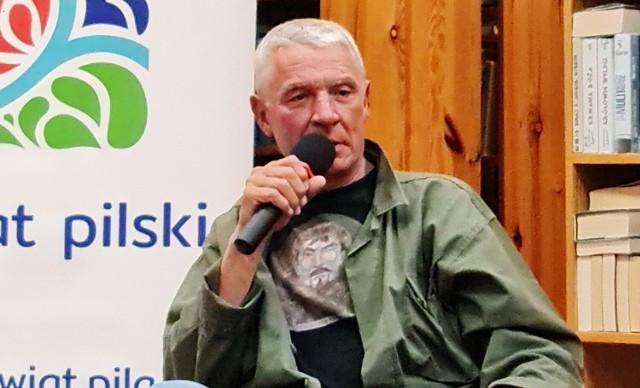 Andrzej Stasiuk w Pile