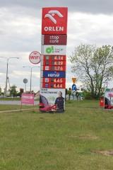 Ceny paliw na gnieźnieńskich stacjach. Taniej już nie będzie?