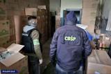 Polsko-czeski gang produkował leki i narkotyki na granicy obu państw. Do aresztu trafiło 11 osób