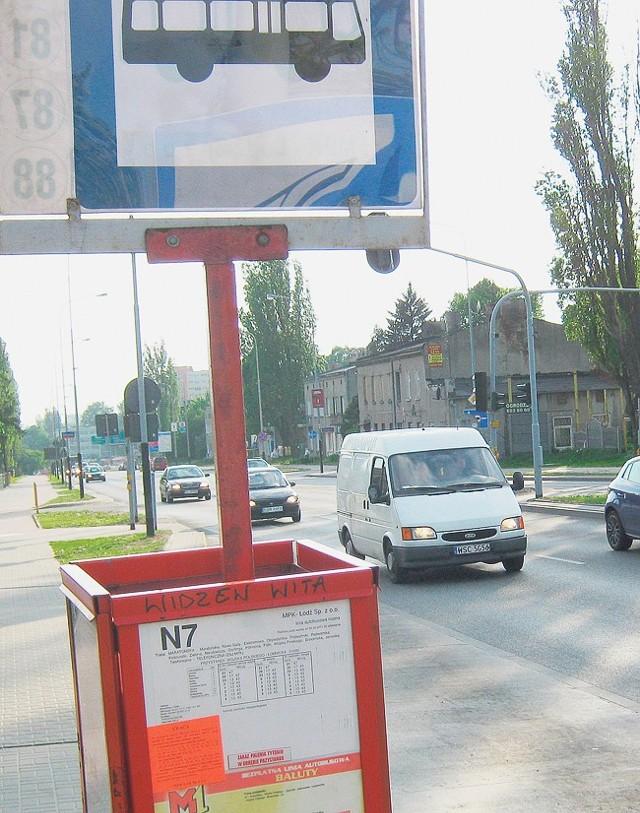 Mieszkańcy Brzezin chcą autobusów MPK