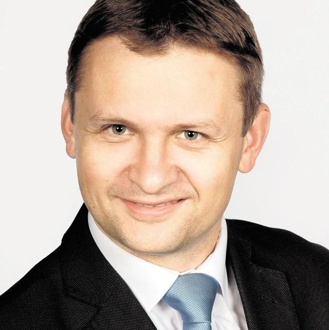 Marcin Pluta (PiS) nie chce upolityczniać Brzezin