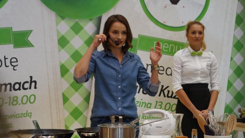 Kulinarne Show w Bydgoszczy. Za nami wspólne gotowanie z Anną Starmach [zdjęcia]