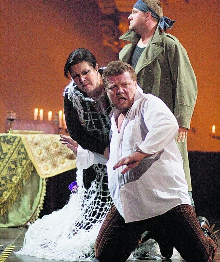 """""""La Traviata"""" wystawiona w Starej Kopalni była sukcesem"""