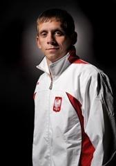 Roman Kulesza najlepiej spisał się w ćwiczeniach na drążku