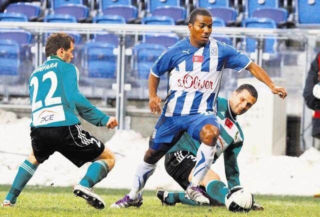 Luis Henriquez wraz z kolegami będzie miał okazję do rehabilitacji już w piątek w Chorzowie