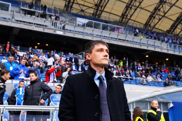 Trener Mariusz Rumak zapowiada: Plan Lecha - wygrać dwa ostatnie mecze!