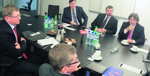 Nasi goście mówili m,in. o ustawie metropolitalnej, języku śląskim i reformie NFZ