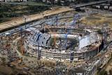 Fotoblog z budowy stadionu - 4.10.2010
