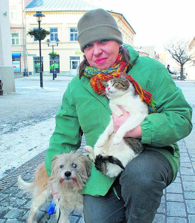 Fundacja Katarzyny Drelich pomaga nie tylko kotom