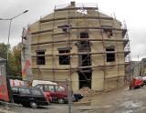 Zabytkowy dom dla ubogich odzyskuje dawny blask
