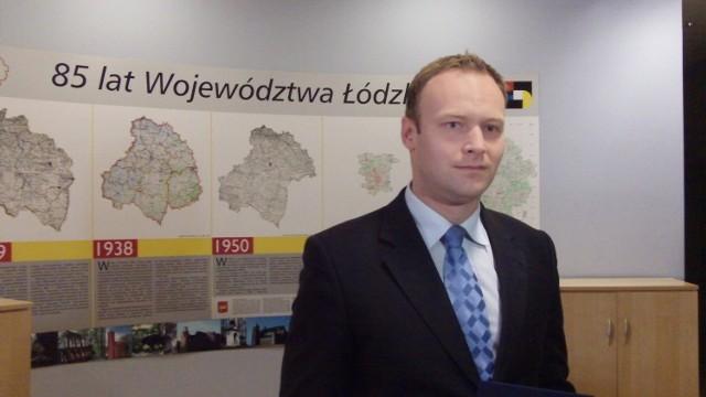 Marcin Mastalerek został nowym szefem PiS w regionie łódzkim
