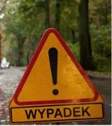 Karambol koło Obornik - zginęła jedna osoba!