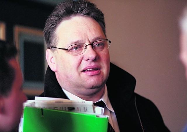Andrzej Holdenmajer pozwał wiceprzewodniczącego rady