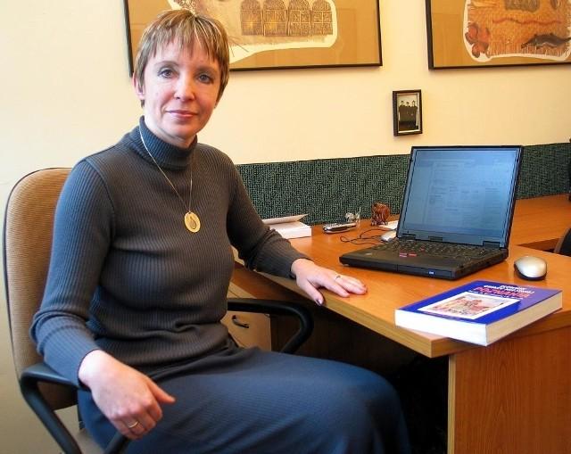 Prof. UAM, dr hab. Anna Piotrowicz
