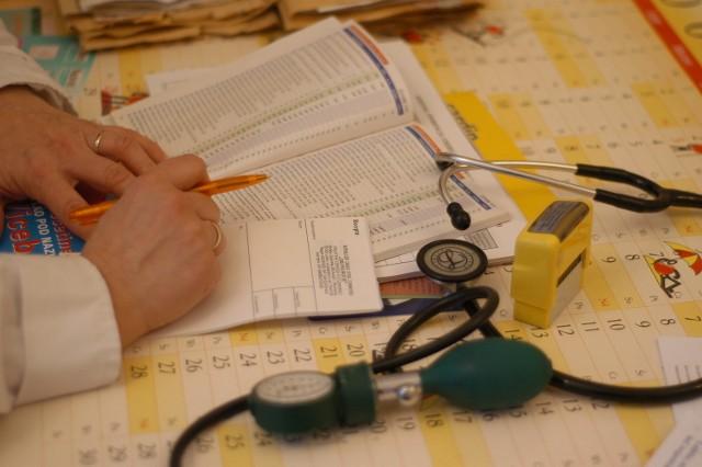 Lekarze nie chcą być karani za źle wypisane recepty
