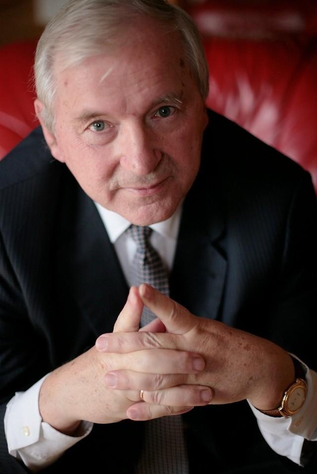 Profesor Stanisław Gomułka