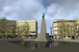 Urbaniści bronią pomnika Kościuszki [LIST]