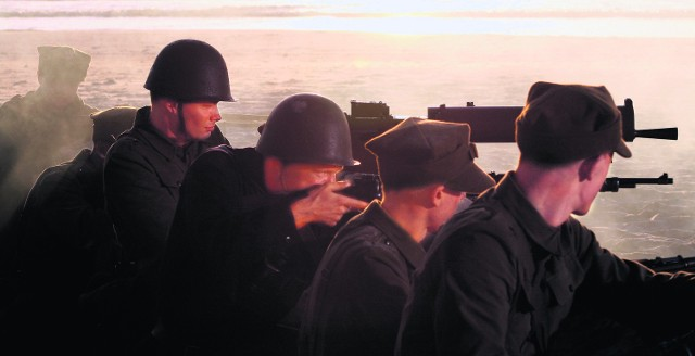 """Zdjęcia do filmu """"Tajemnica Westerplatte"""" kręcono na Litwie. Wykonano 60 procent pracy. Jest szansa, że film zostanie dokończony jeszcze w tym roku"""